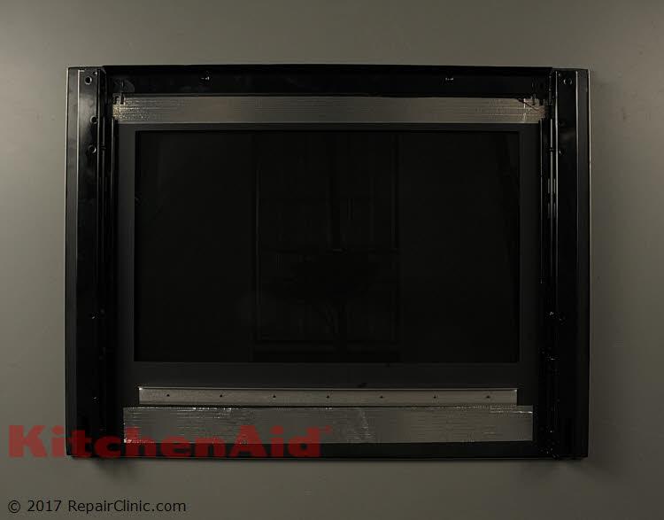 Outer Door Glass   Part # 4282605 Mfg Part # W10771242