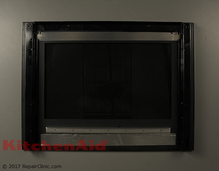 Outer Door Panel W10771242 Kitchenaid Replacement Parts