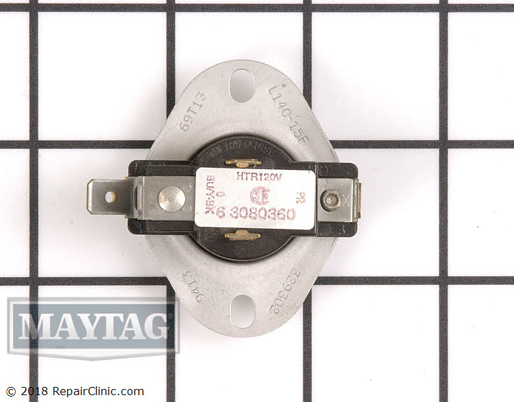 Cycling Thermostat Y308036 Alternate Product View