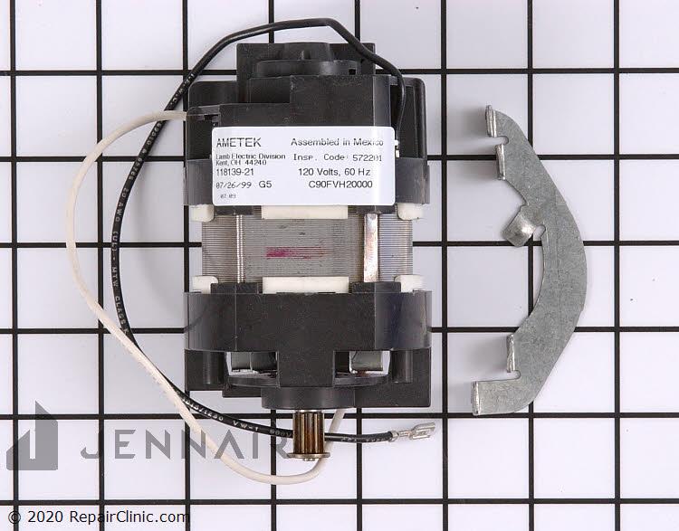 Fan Motor 676372 Alternate Product View