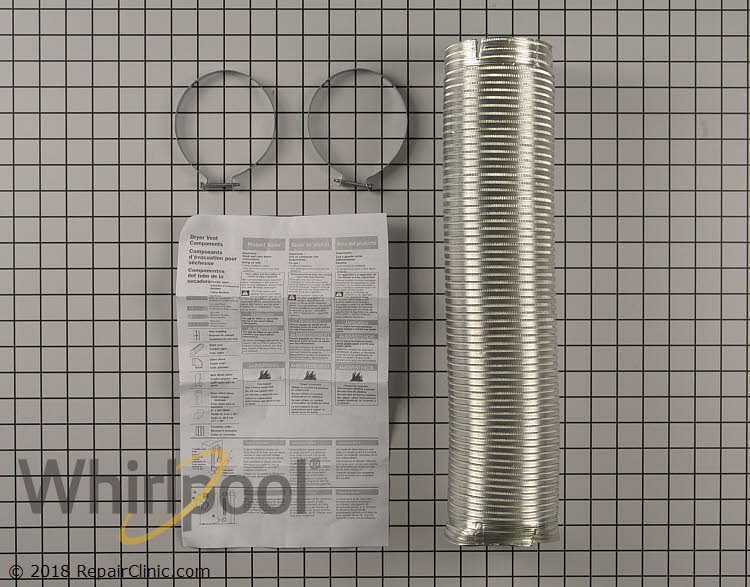 Exhaust Duct 4396727RP       Alternate Product View