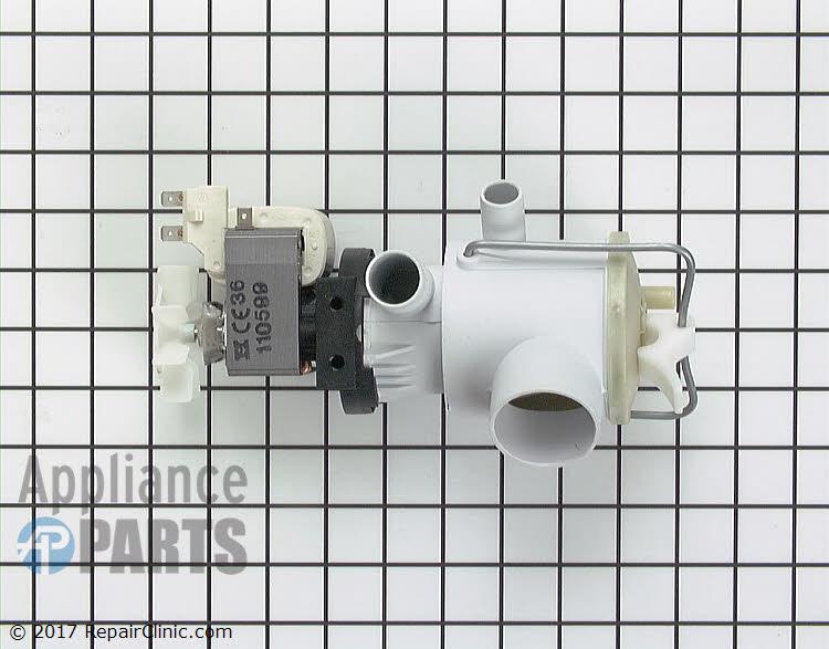 Drain Pump 8055565         Alternate Product View