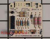 Dryness Control Board - Part # 3020655 Mfg Part # WPW10476828