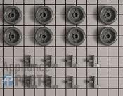Dishrack Roller - Part # 4362263 Mfg Part # WD35X21041