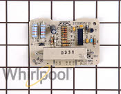 Dryness Control Board - Part # 2072 Mfg Part # 3398084