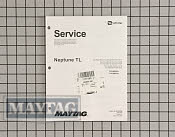 service manual for maytag bravos washer