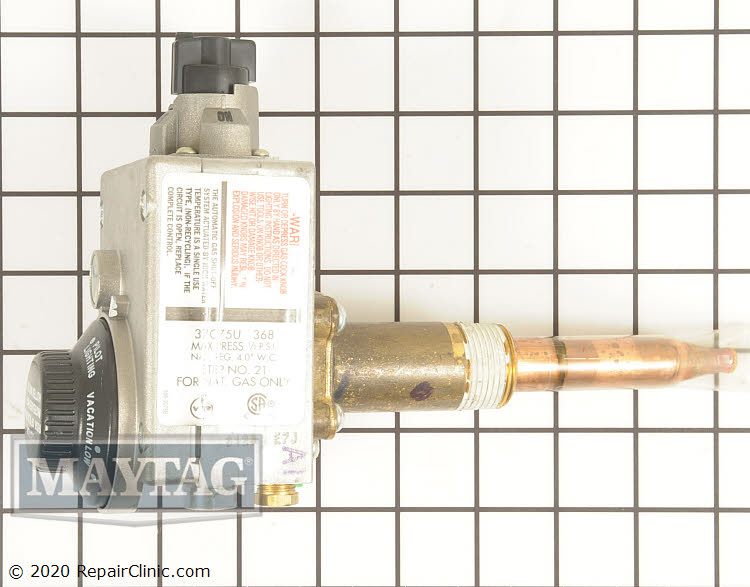 Gas Valve Assembly 66001003 Alternate Product View