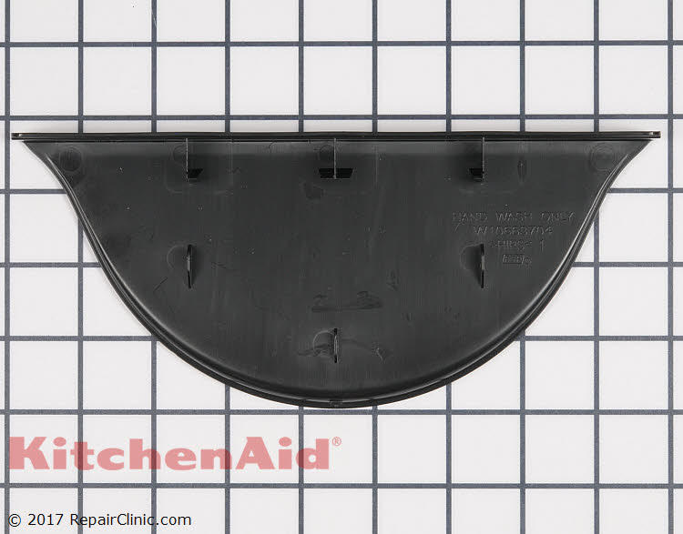 Drip Tray W10909034 Kitchenaid Replacement Parts