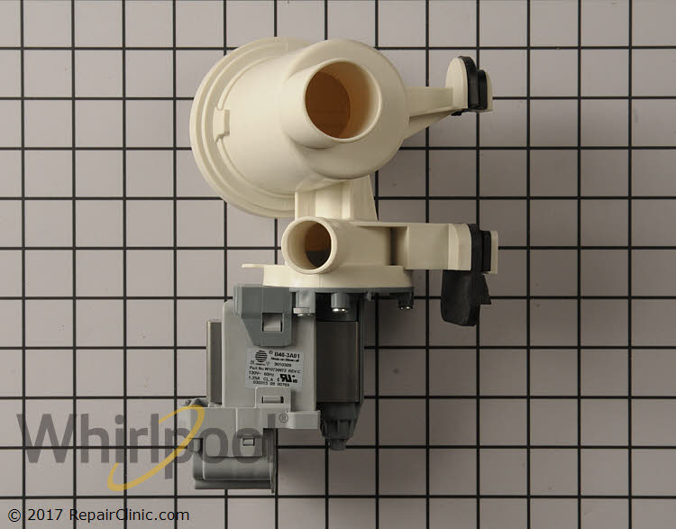 Water Pump WPW10730972 Alternate Product View
