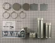 Side Venting Kit - Part # 3553973 Mfg Part # W10704365