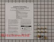 Conversion Kit - Part # 2118502 Mfg Part # W10402145