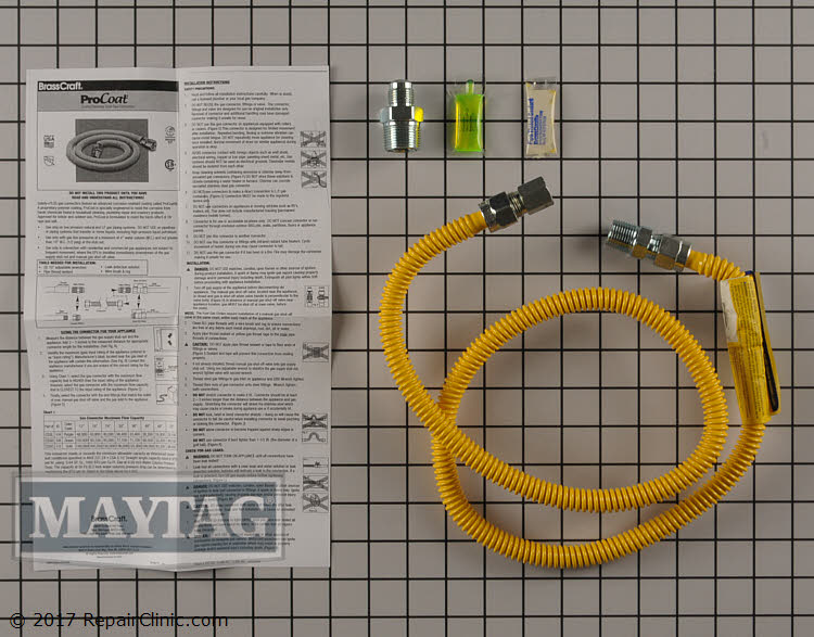 Gas Tube or Connector 20-48KITRC      Alternate Product View