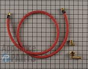 Water Line Installation Kit - Part # 1550307 Mfg Part # W10278626RP