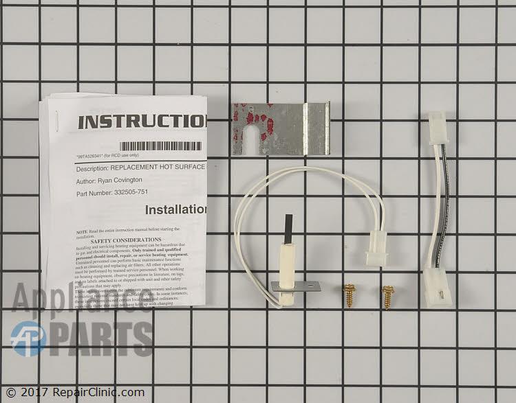 Igniter 332505-751 Alternate Product View