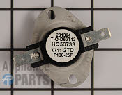 Fan Switch - Part # 2787442 Mfg Part # 507332