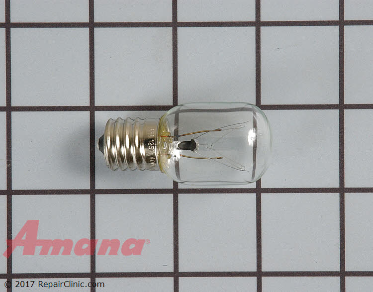 Light Bulb 8206232a Amana Replacement Parts