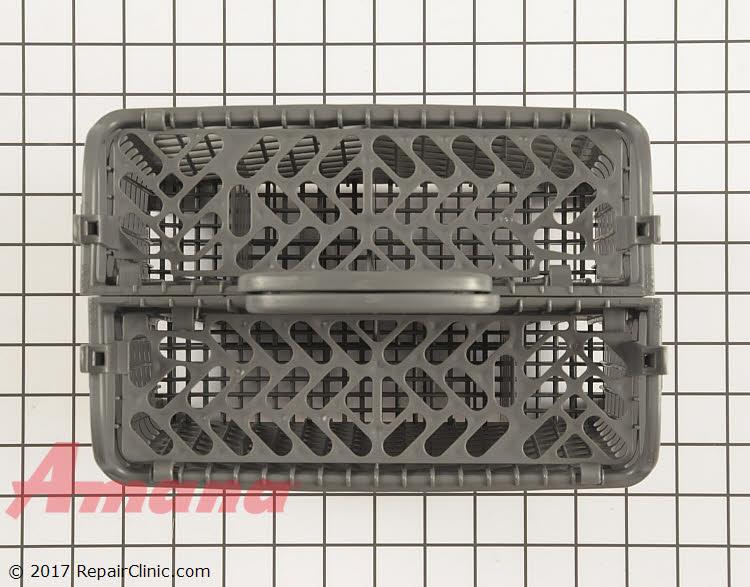 Silverware Basket WP6-918873 Alternate Product View