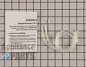 Fuel Line - Part # 1987640 Mfg Part # 530069599