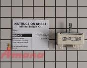 Surface Element Switch - Part # 2786 Mfg Part # WP3149400