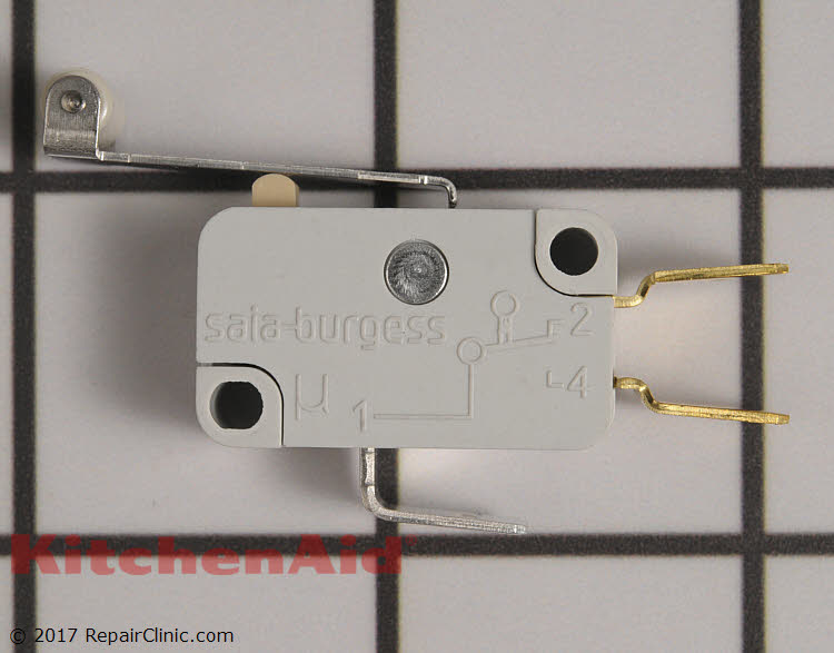 Micro Switch WPW10398341 Alternate Product View