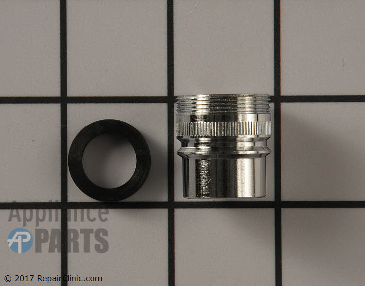 Faucet Adaptor Coupling WPW10254672 Alternate Product View