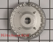 Surface Burner Base - Part # 1873528 Mfg Part # WPW10256027