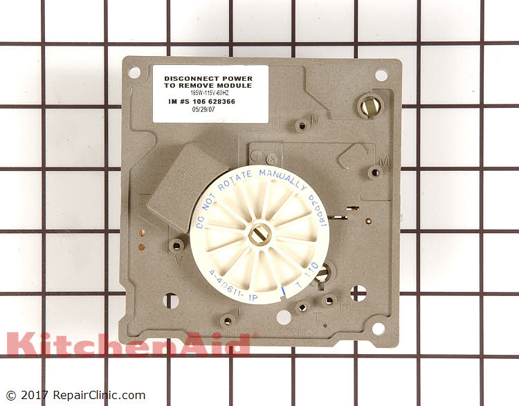 Icemaker Module W10190935 Kitchenaid Replacement Parts
