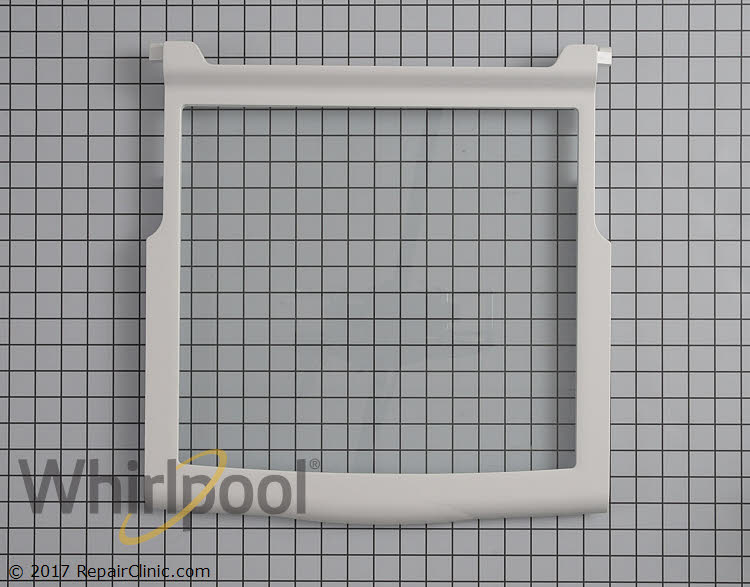 Glass Shelf WPW10276348 Alternate Product View