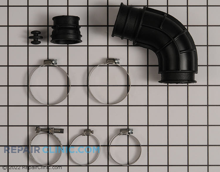 Pump inlet hose kit