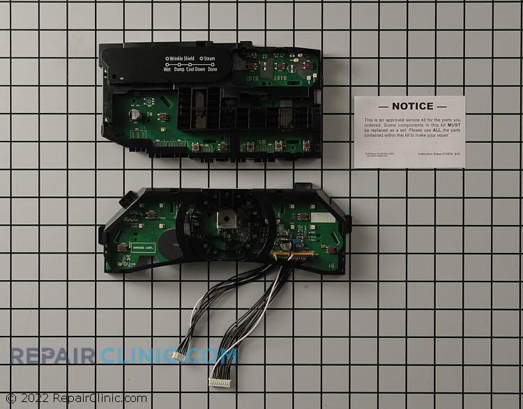 Center & Right User Control Kit