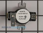 Limit Switch - Part # 4365376 Mfg Part # J11R00306-002