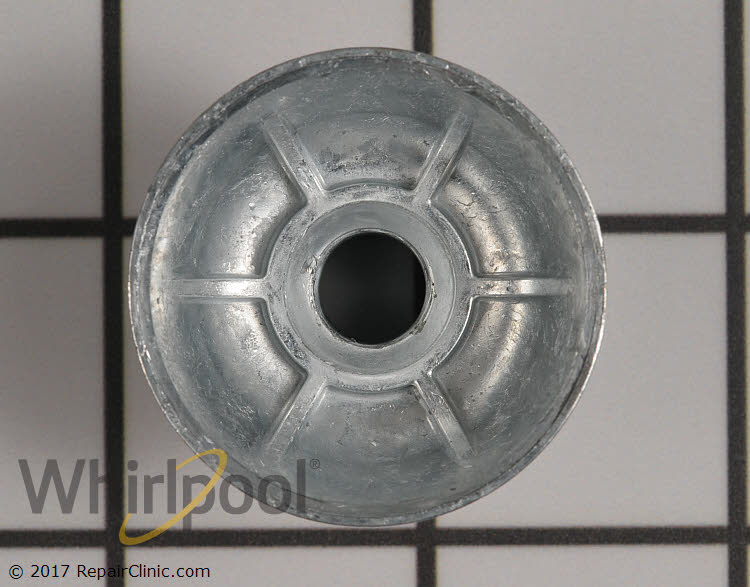 Motor Pulley W10837625 Alternate Product View