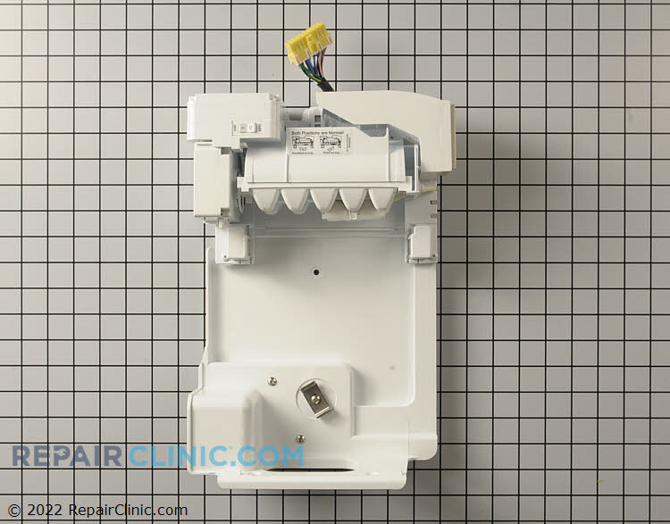 Refrigerator Ice Maker Assembly Eau60783816 Fast