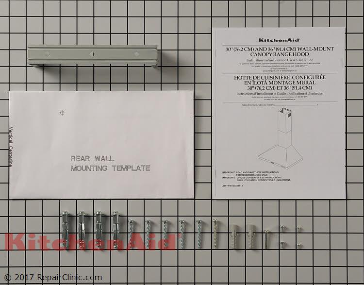 Hardware Kit W10351826 Alternate Product View