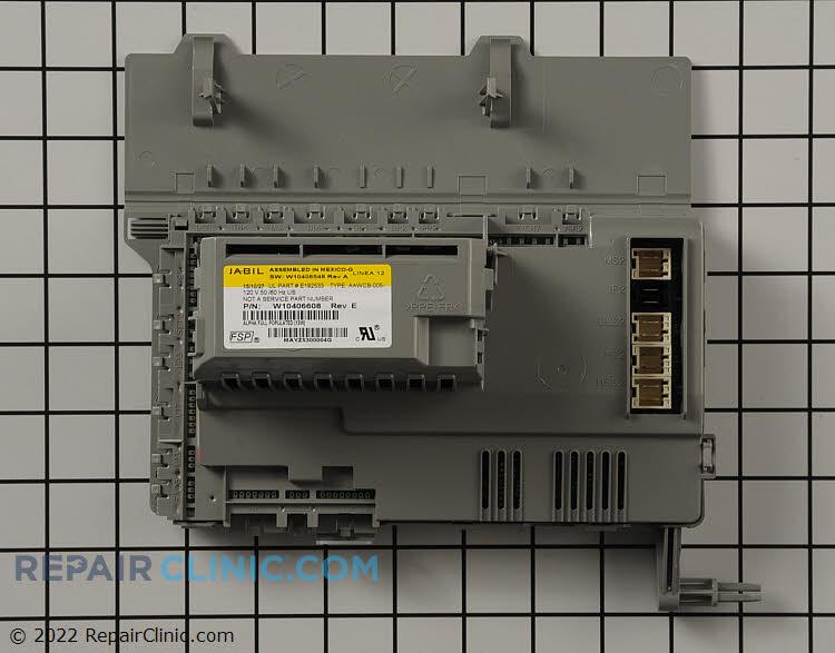 Circuit Board Timer 343912 Repaircliniccom