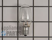 Light Bulb - Part # 4378168 Mfg Part # W10857122