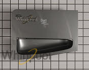 Dispenser Drawer Handle - Part # 2683949 Mfg Part # WPW10446405