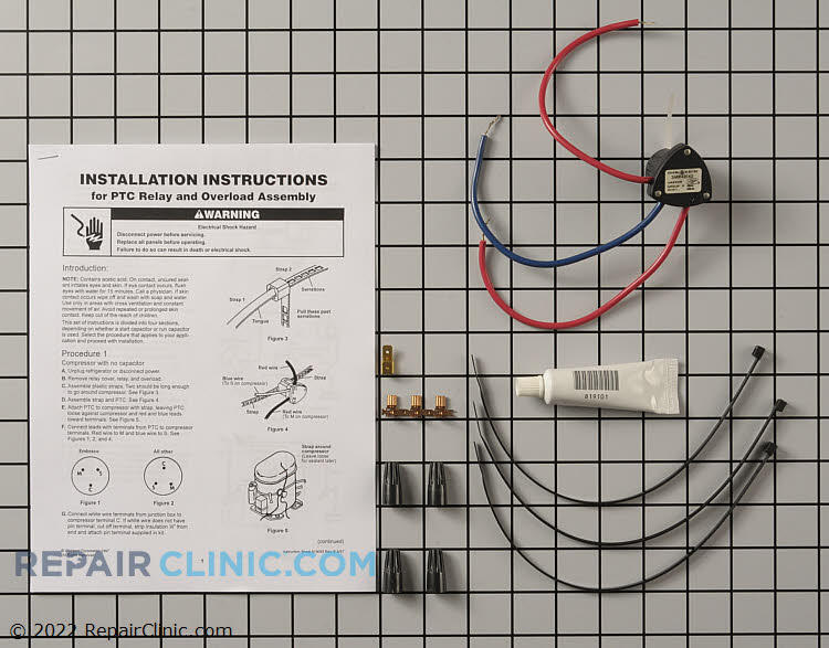 Relay and Overload Kit 819100          Alternate Product View