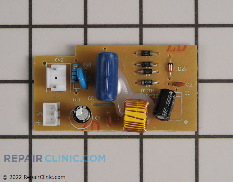Control Board RF-5210-62 Alternate Product View