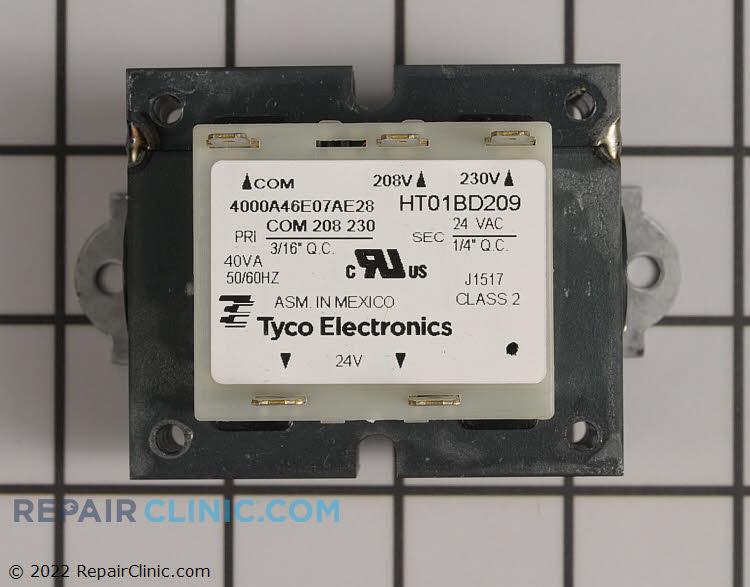 Transformer Pri 208-230 volts Sec 24 volts 40 va