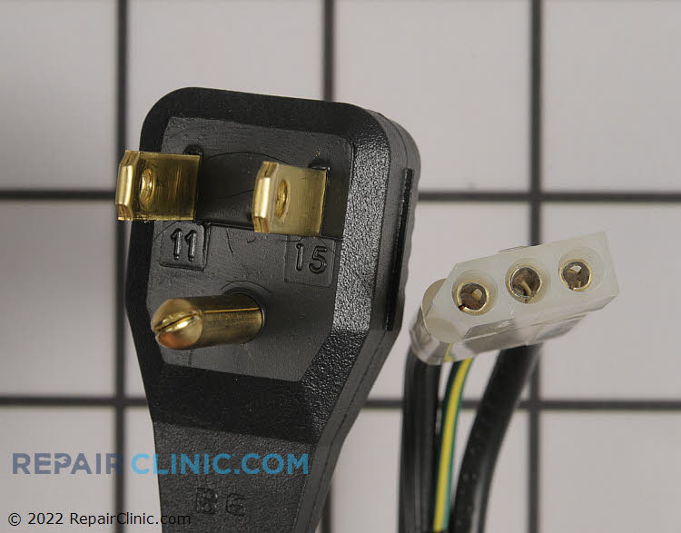 Power Cord W10820044 Alternate Product View