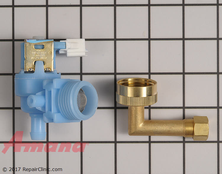 Water Inlet Valve W10648041       Alternate Product View