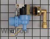 Water Inlet Valve - Part # 3015273 Mfg Part # W10648041