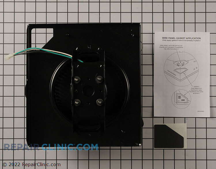 Blower Motor S97016621 Alternate Product View