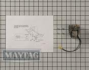 Blower Motor - Part # 3452237 Mfg Part # W10725392