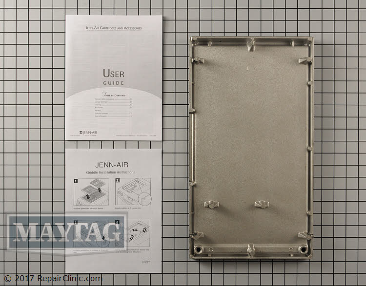 Griddle JGA8200ADX Alternate Product View