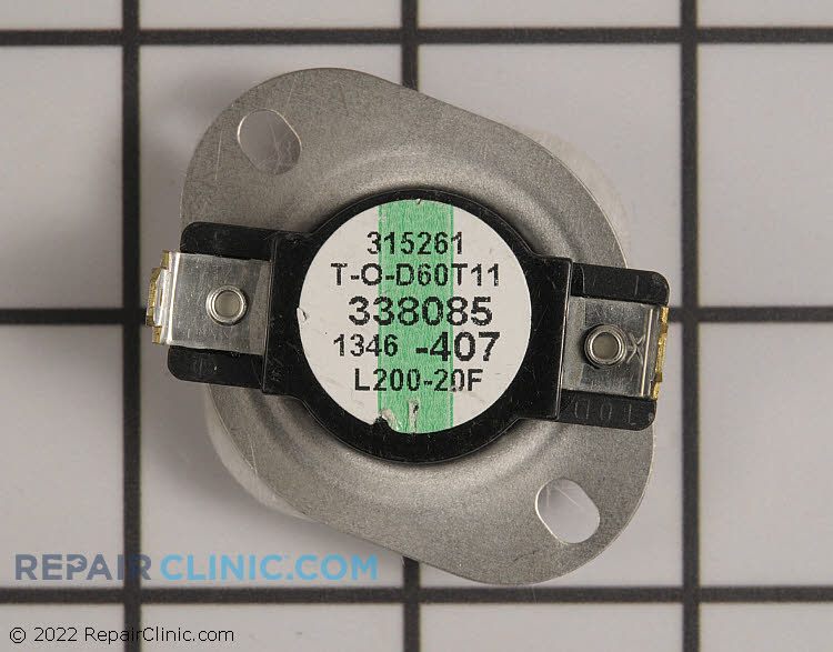 Limit Switch 338096-707 Alternate Product View