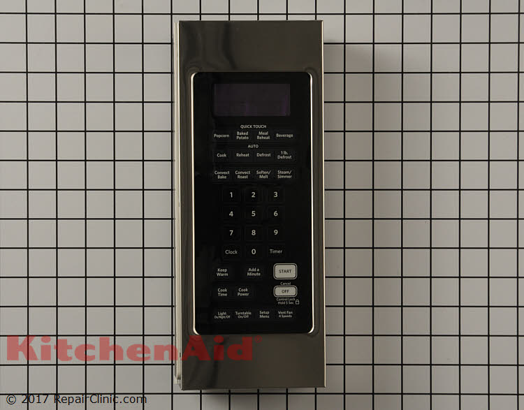 Control Panel W10250591       Alternate Product View
