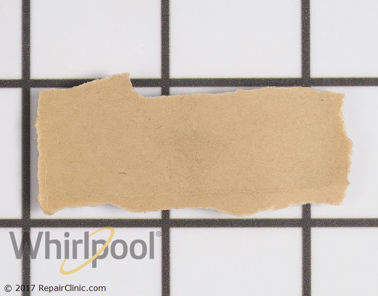 Tub Wear Pad W10684258 Alternate Product View