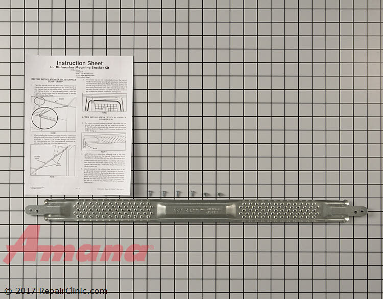 Mounting Bracket W10426979 Alternate Product View